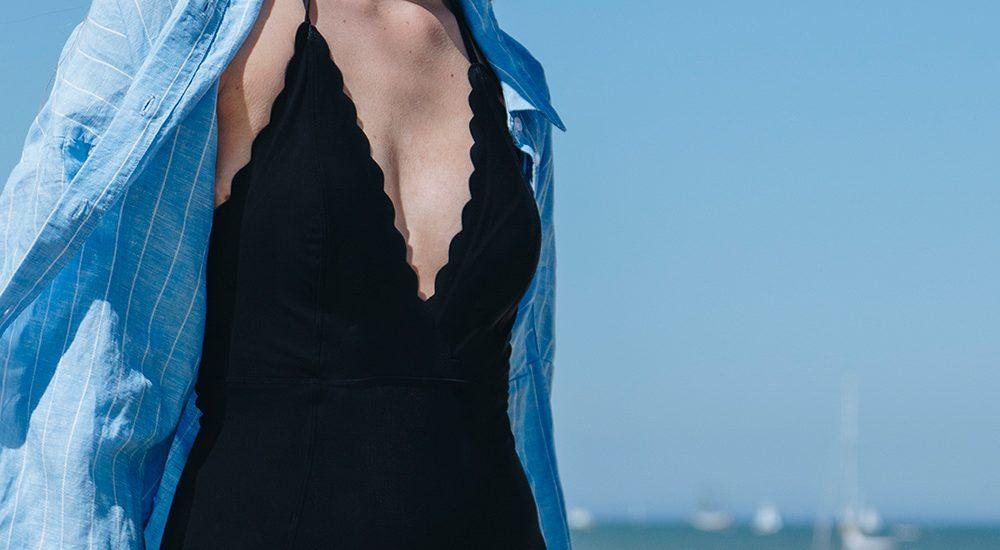 Meyra @ VDM Models - Beach fashion photography by Alexandra Huijgens