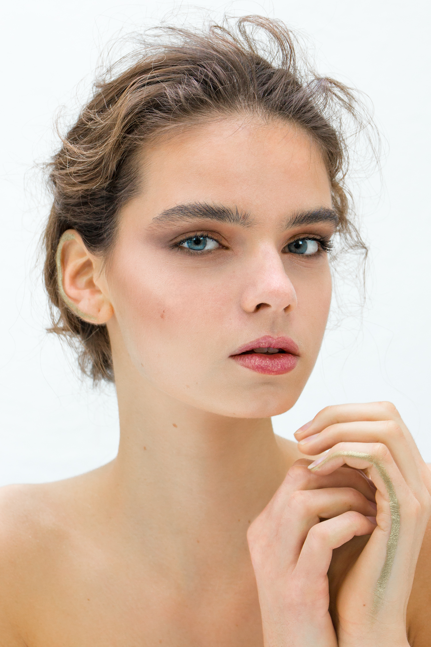 Senna @ VDM Models - Beauty photography by Alexandra Huijgens