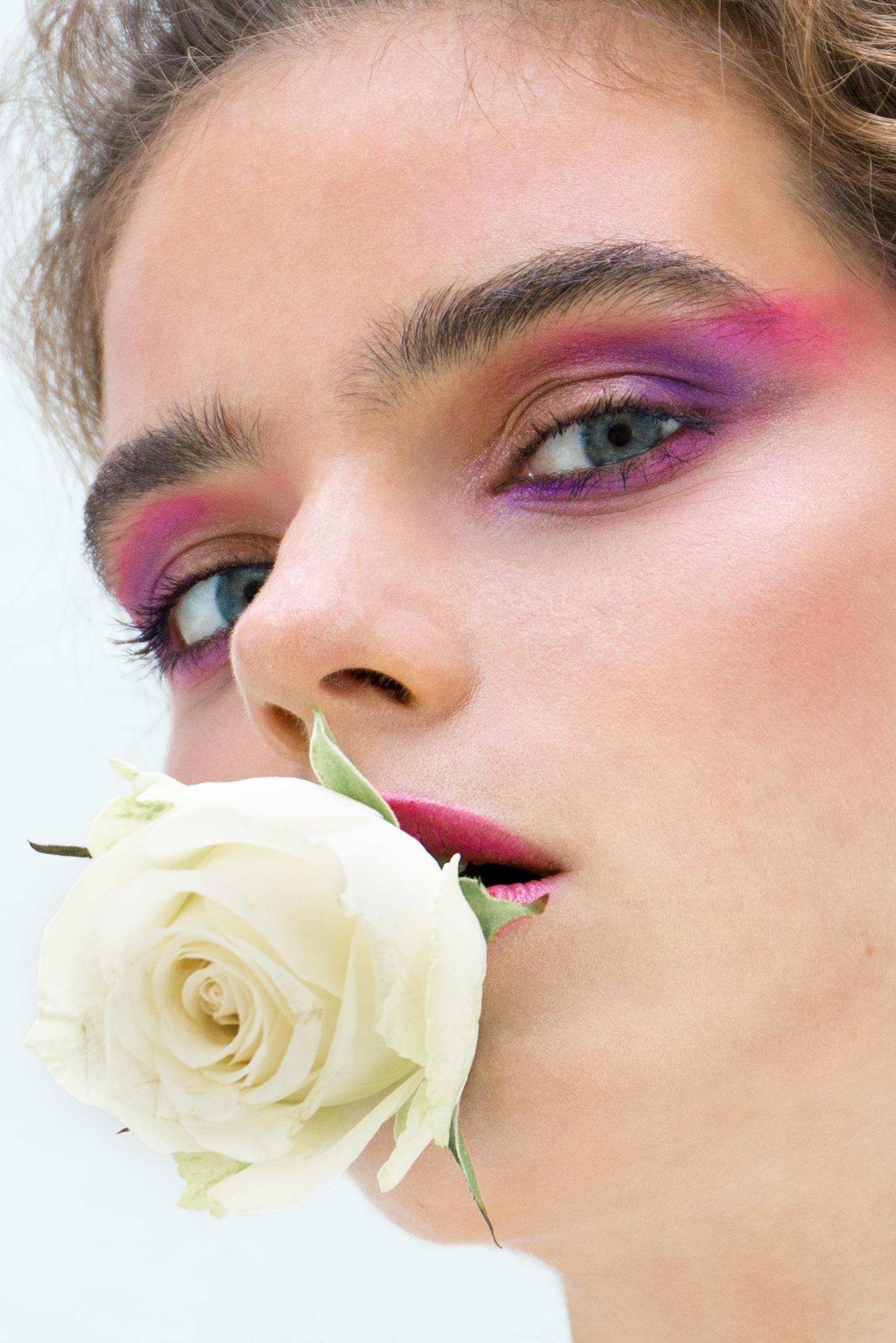 Senna @ VDM Models - Beauty photography by Alexandra Huijgens